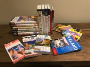 travel guides books